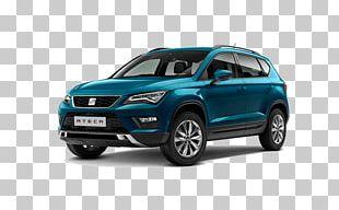 SEAT Ateca SE Car Volkswagen Group Robinsons SEAT Ipswich PNG