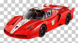 Ferrari FXX Sports Car Enzo Ferrari PNG