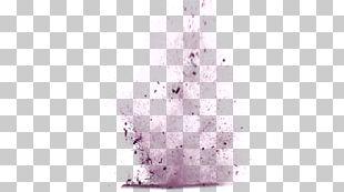 Purple Fresh Explosion Dust Effect Elements PNG
