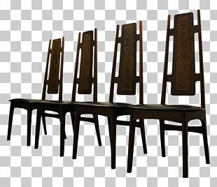 Dining Room Chair Danish Modern Table Furniture PNG