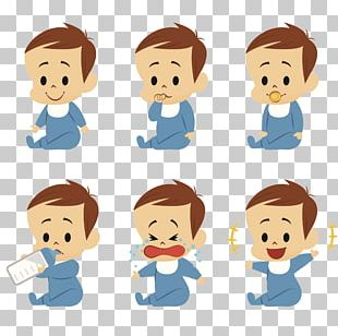 Infant Boy Child Illustration PNG