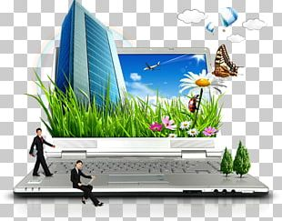 Laptop Multimedia Computer Internet Information Technology PNG