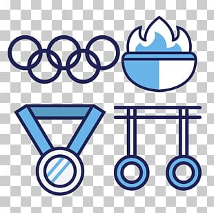 Olympic Games Olympic Symbols Euclidean PNG