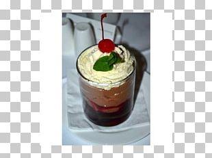 Sundae Knickerbocker Glory Parfait Irish Cream PNG