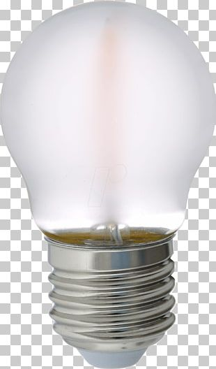 Incandescent Light Bulb LED Lamp Edison Screw Multifaceted Reflector PNG