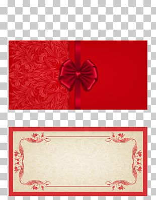 Wedding Invitation Paper Greeting Card Business Card PNG