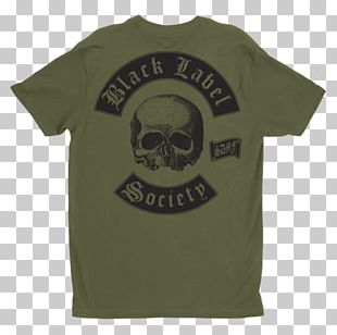 T-shirt Black Label Society Grimmest Hits Musician Guitar PNG