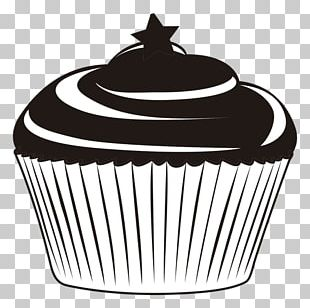 Cupcake Muffin Frosting & Icing Red Velvet Cake PNG
