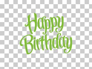 Birthday Wish Happiness Greeting Card Gift PNG