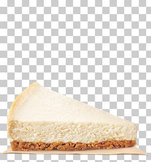 Treacle Tart Cheesecake Hamburger Milkshake French Fries PNG