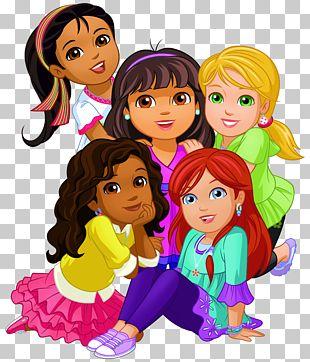 Dora The Explorer Dora And Friends: Into The City! PNG