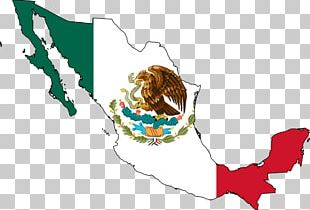 Flag Of Mexico United States PNG