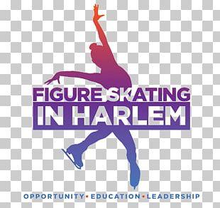 Figure Skating In Harlem Inc Ice Skating Figure Skater Sport PNG