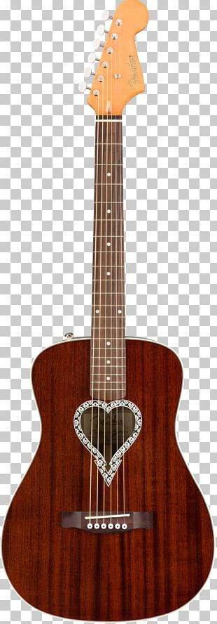 Acoustic Guitar Musical Instruments Parlor Guitar PNG