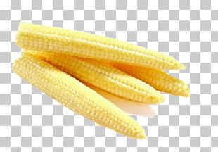 Corn On The Cob Sweet Corn Baby Corn Maize Chinese Cuisine PNG