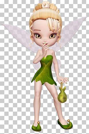 Fairy Tinker Bell Disney Fairies Vidia Silvermist PNG