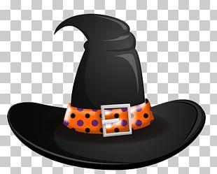 Witch Hat Boszorkxe1ny Halloween PNG
