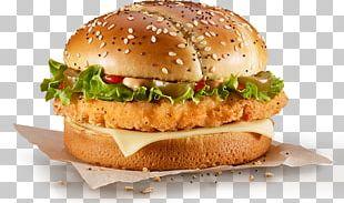 Cheeseburger Chicken Sandwich Hamburger Fried Chicken McDonald's Big Mac PNG