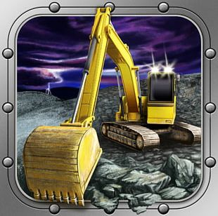 Excavator Game Free Arcade Simulator Android Loader PNG