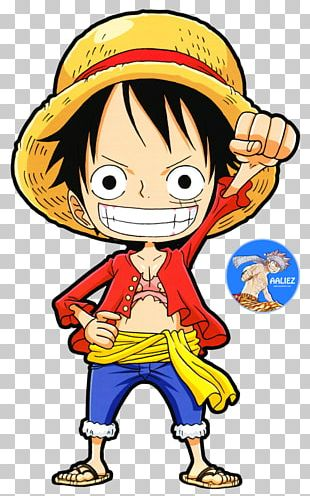 Monkey D. Luffy Nami Shanks Chibi One Piece PNG