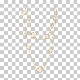 Necklace Earring Van Cleef & Arpels Jewellery Charms & Pendants PNG
