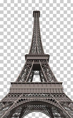 Eiffel Tower Illustration PNG