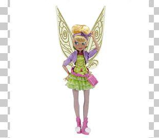 Fairy Tinker Bell Barbie Disney Fairies Silvermist PNG