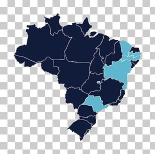 Graphics Regions Of Brazil Shutterstock Illustration PNG