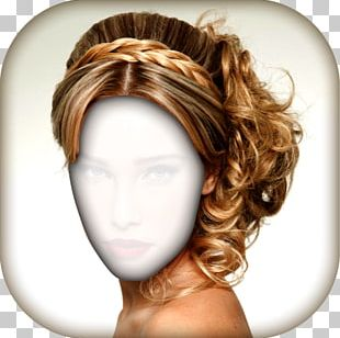 Hair Iron Hairstyle Braid Long Hair PNG