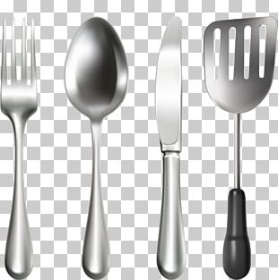 Knife Spoon Fork Cutlery PNG