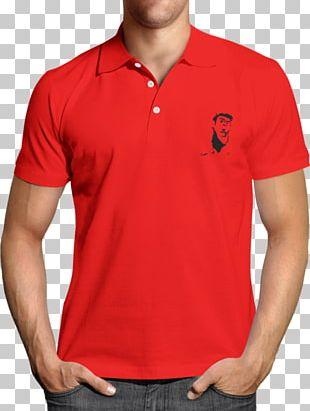 T-shirt Polo Shirt Cotton Collar PNG