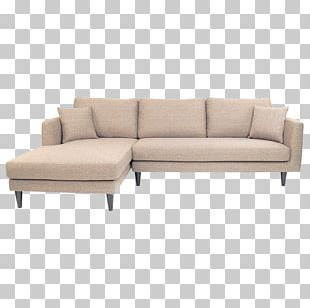 Couch Furniture Sofa Bed Chaise Longue House PNG