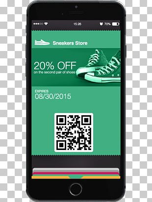 Feature Phone Smartphone Apple Wallet Coupon Mobile Payment PNG