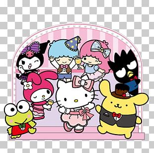 Hello Kitty My Melody Sanrio Character San-X PNG