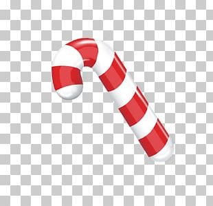 Candy Cane Christmas PNG