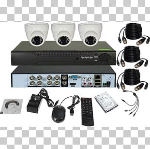 Closed-circuit Television Digital Video Recorders IP Camera Analog High Definition PNG