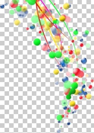 Balloon Birthday Party Feestversiering Gift PNG