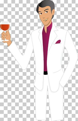 Red Wine Cocktail Computer File PNG