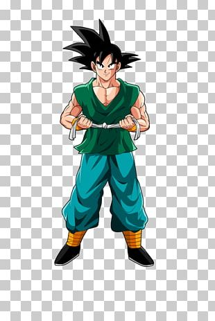 Goku Trunks Vegeta Majin Buu Dragon Ball PNG
