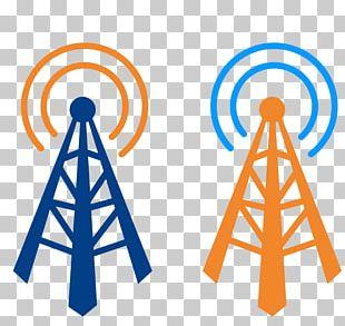 Radio Television Antenna PNG
