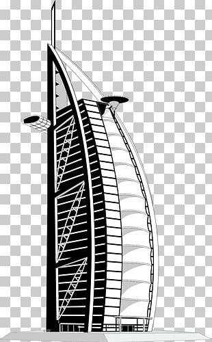 Burj Al Arab Burj Khalifa Hotel PNG