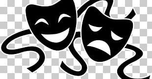 Theatre Mask Drama School PNG