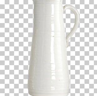 Vase Jug Ceramic Pitcher Decorative Arts PNG