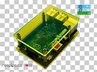 Microcontroller Electronics Computer Hardware Raspberry Pi 3 Hardware Programmer PNG