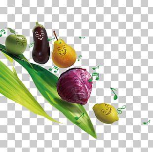 Organic Food Vegetable Fruit Apple PNG