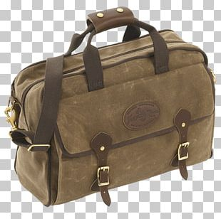 Duffel Bags Baggage Hand Luggage Leather PNG