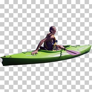 Sea Kayak Boating Watercraft PNG