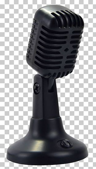 Microphone Stand PNG