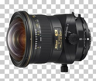 Nikkor Wide-angle Lens Ultra Wide Angle Lens Tilt–shift Photography PNG