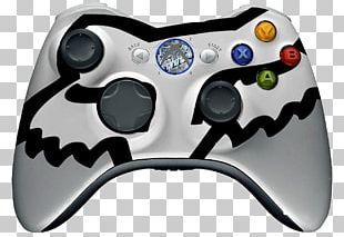 Game Controllers Xbox 360 Controller Fox Racing Xbox One Controller PNG